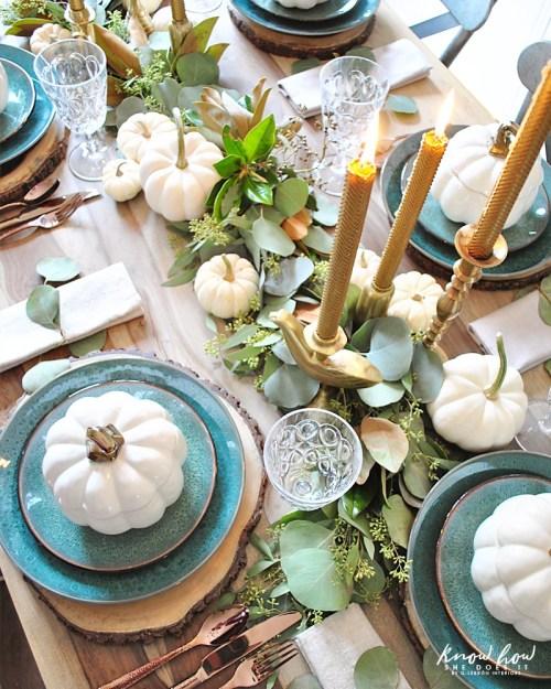 Coastal Thanksgiving Inspiration