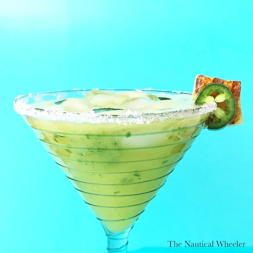 Jalapeño Pineapple Margarita Recipe